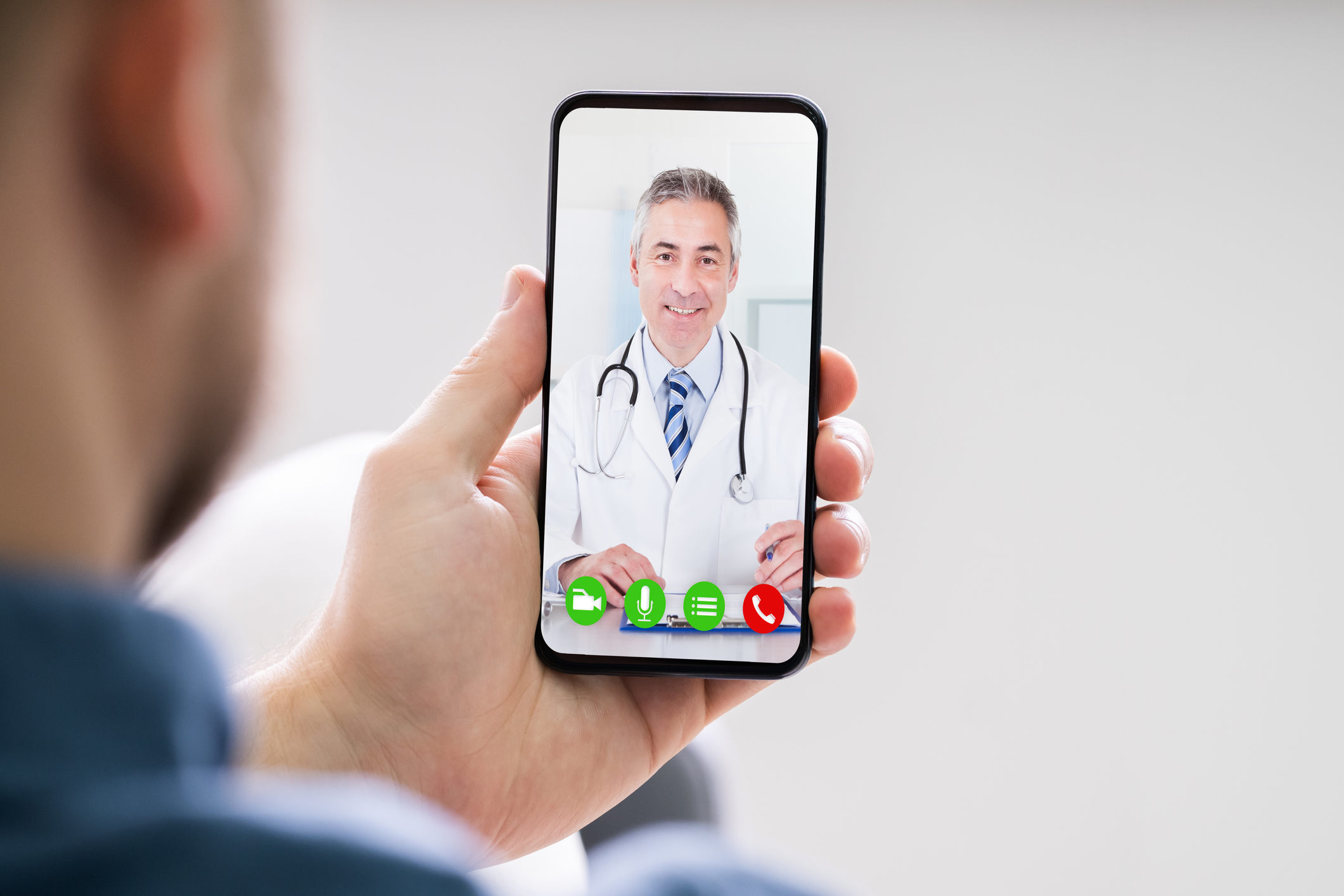 La telemedicina, una opción que toma fuerza con la crisis del Covid